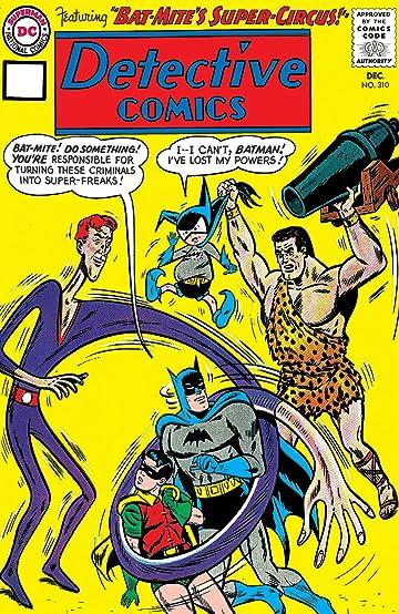 Detective Comics (1937-2011) #310