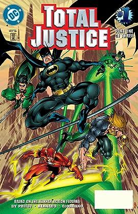 Total Justice (1996) #1