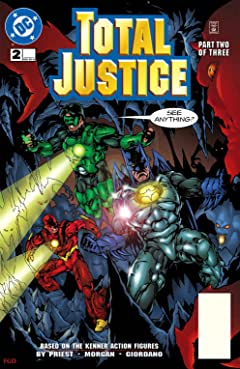Total Justice (1996) #2