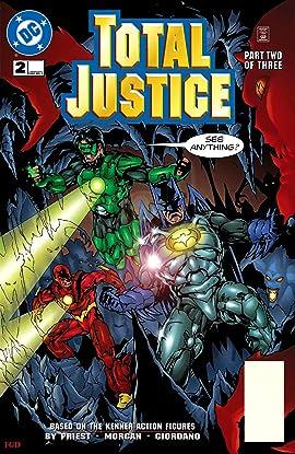 Total Justice (1996) #2
