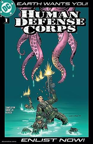 Human Defense Corps. (2003) No.1