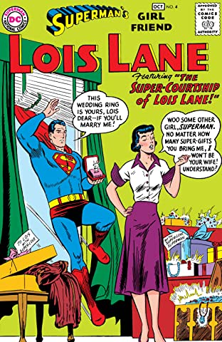 Superman's Girl Friend Lois Lane (1958-1974) No.4