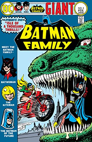 Batman Family (1975-1978) #3
