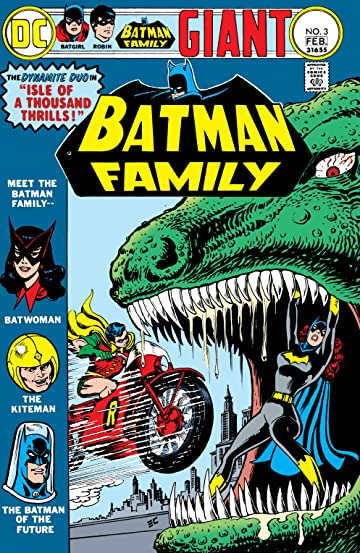 Batman Family (1975-1978) No.3