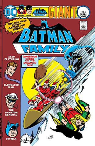 Batman Family (1975-1978) #4