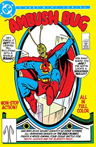Ambush Bug (1985) #1