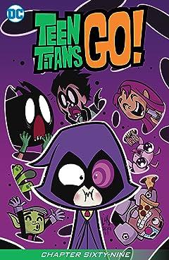 Teen Titans Go! (2013-) #69