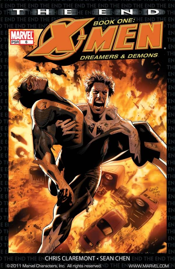 X-Men: The End #6: Dreamers and Demons
