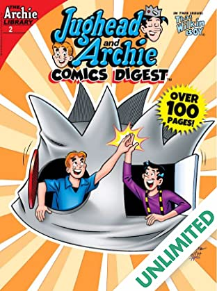 Jughead and Archie Comics Digest #2
