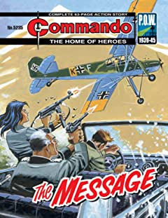 Commando #5235: The Message