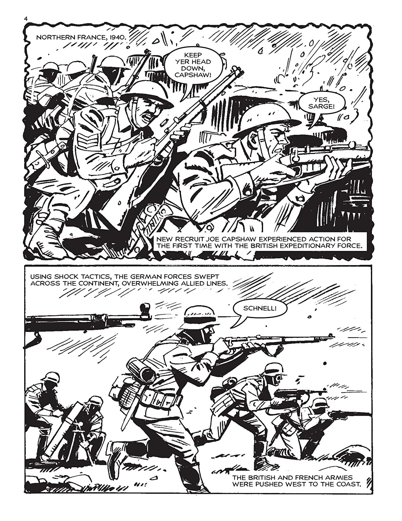 Commando No.5235: The Message