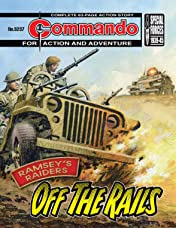 Commando No.5237: Ramsey's Raiders: Off The Rails