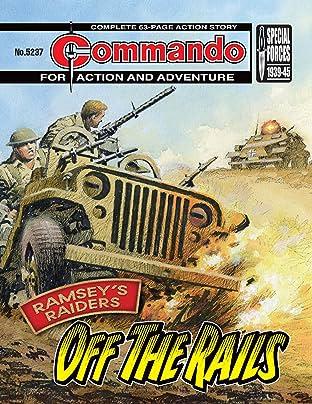 Commando #5237: Ramsey's Raiders: Off The Rails