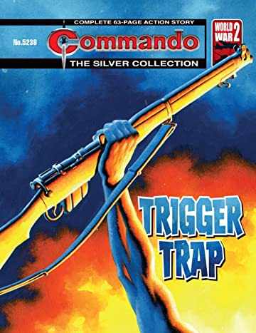Commando No.5238: Trigger Trap