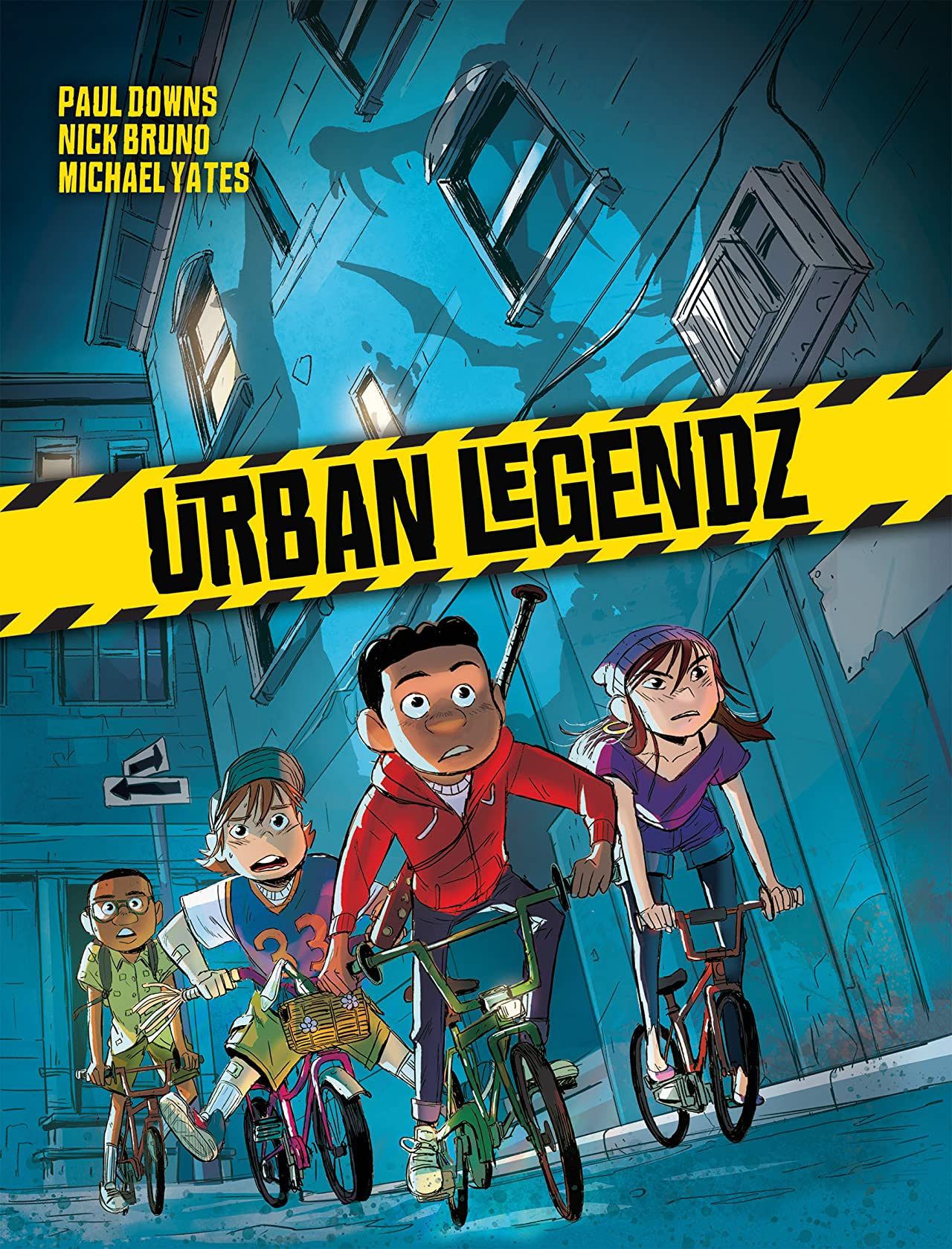Urban Legendz Vol. 1
