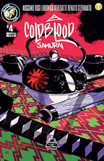 Cold Blood Samurai #4