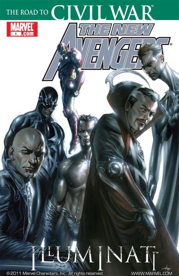 New Avengers: Illuminati