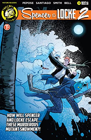 Spencer & Locke 2 No.3