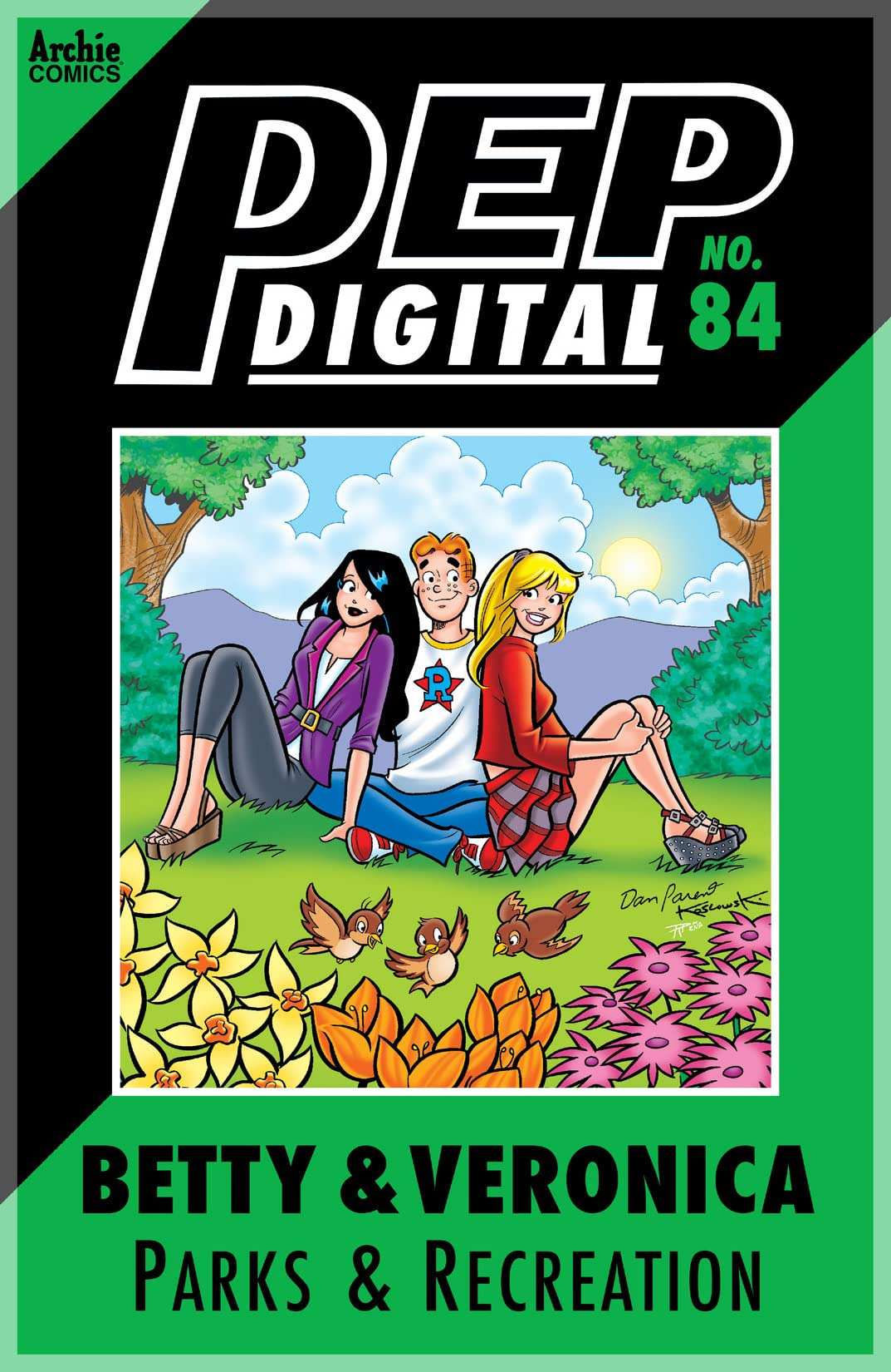 PEP Digital #84: Betty & Veronica Parks & Recreation
