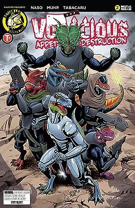 VORACIOUS: Appetite for Destruction #2