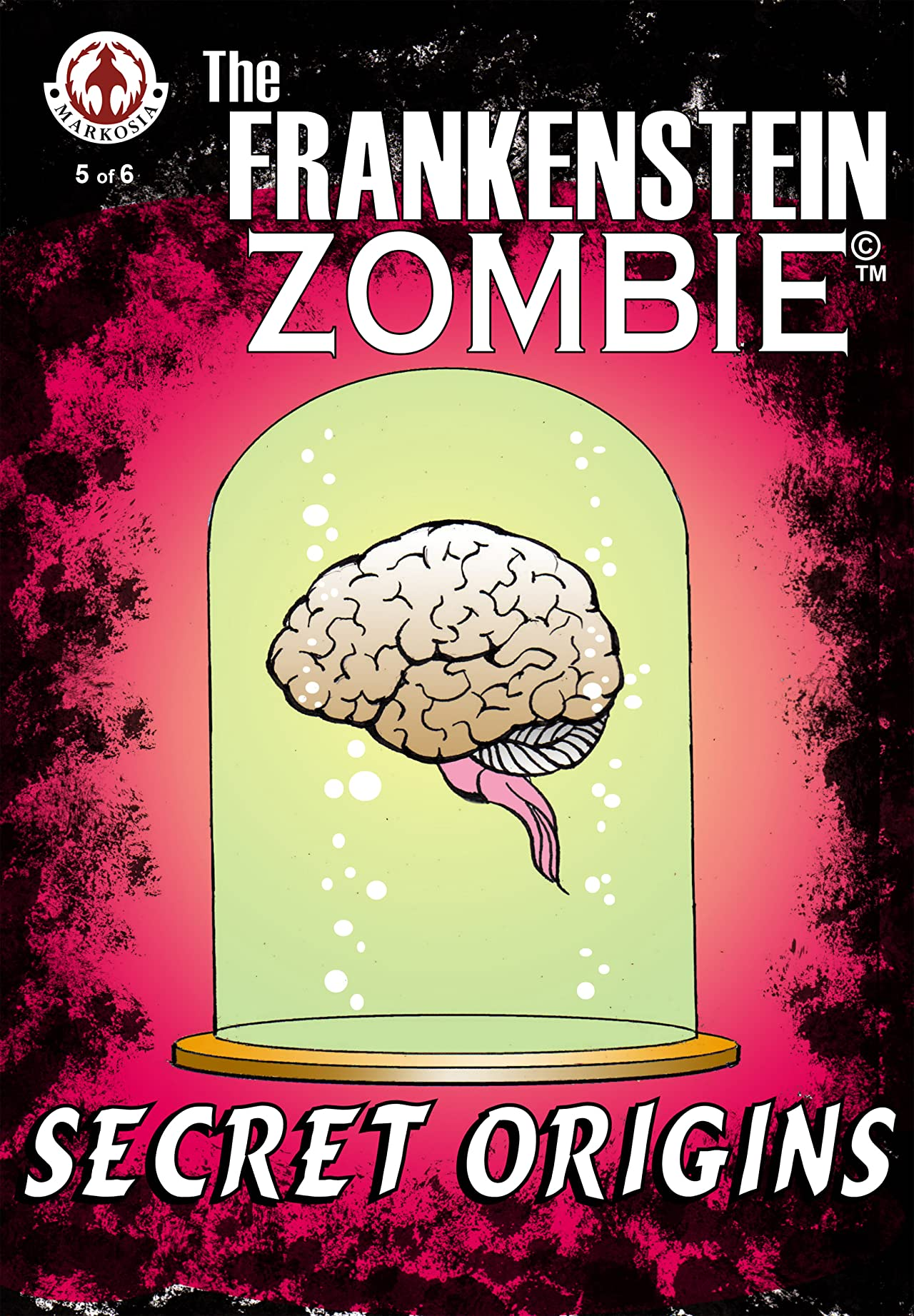 The Frankenstein Zombie #5