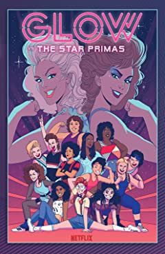 GLOW vs. The Star Primas