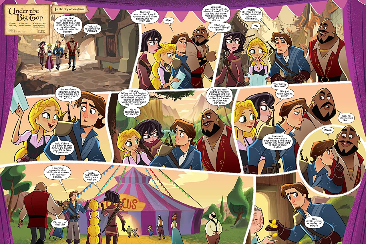 Tangled: The Series—Hair and Now