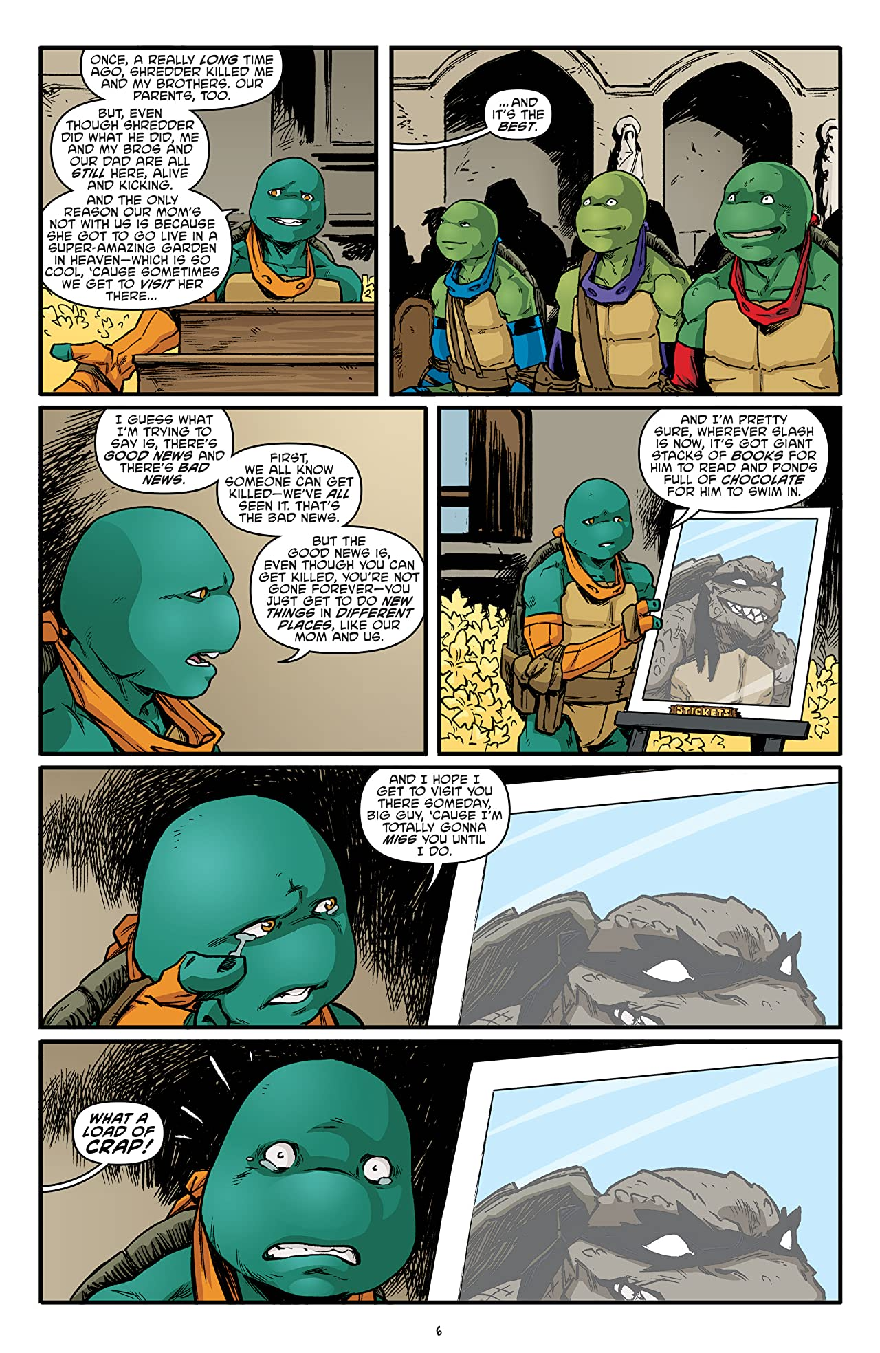 Teenage Mutant Ninja Turtles Tome 22: City At War, Pt. 1