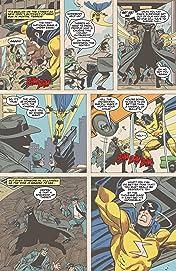 New Avengers (2004-2010) #8