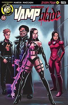 Vampblade Season 4 #4