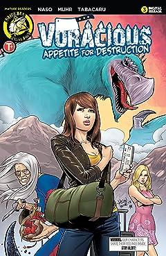 VORACIOUS: Appetite for Destruction #3