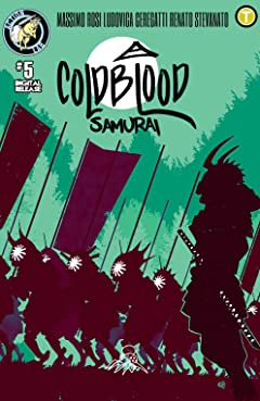 Cold Blood Samurai #5