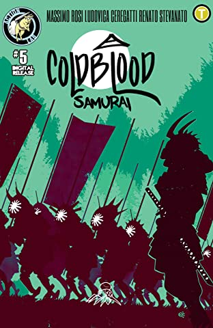 Cold Blood Samurai No.5