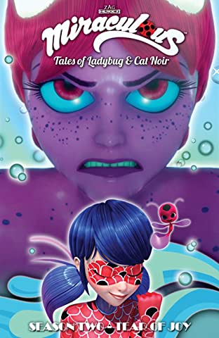 Miraculous: Tales of Ladybug and Cat Noir: Season Two – Tear of Joy