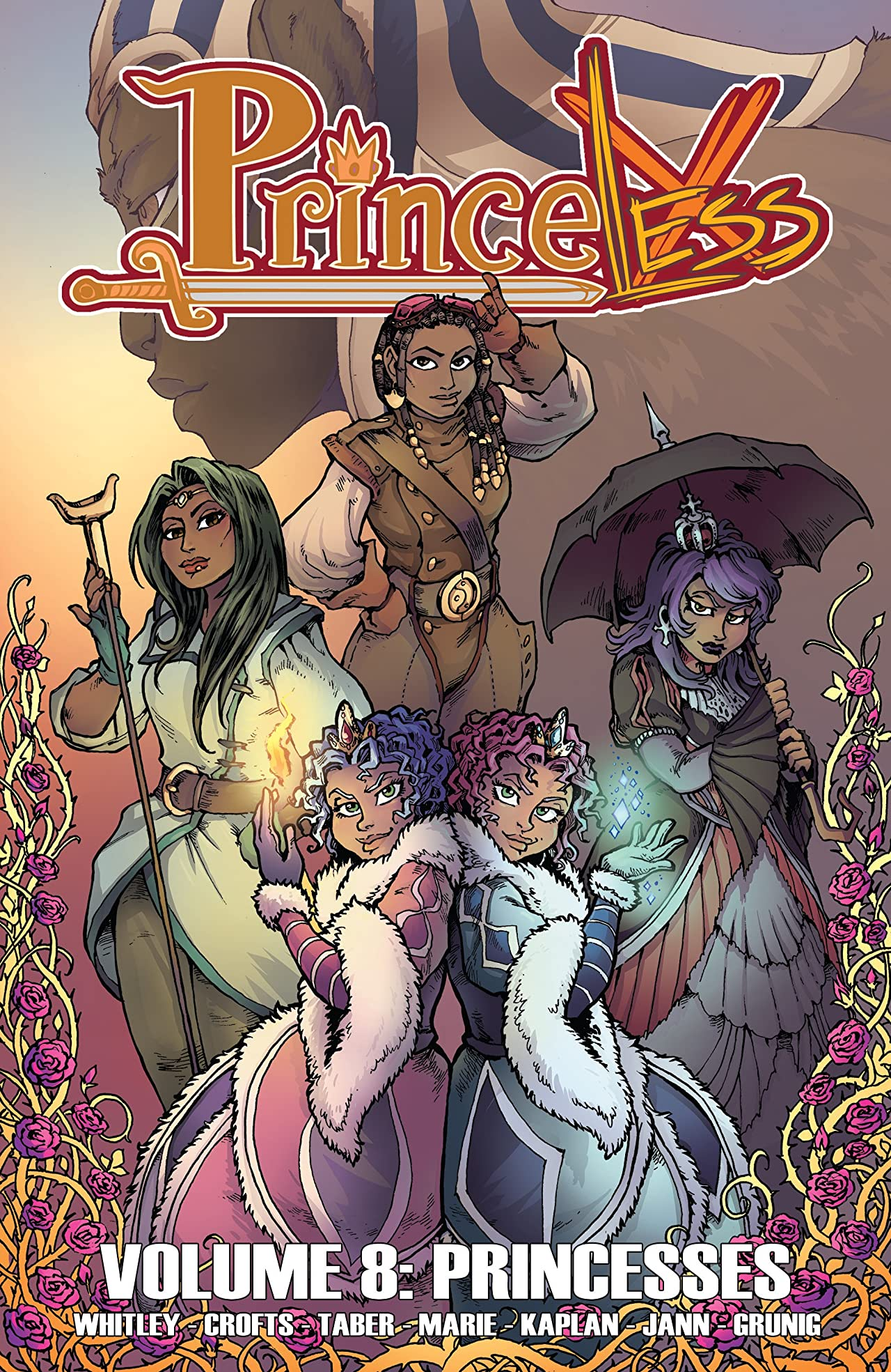Princeless: Book 8 - Princesses