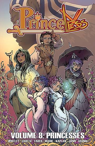 Princeless: Book 8 - Princesses