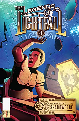 The Legends of Lightfall #4