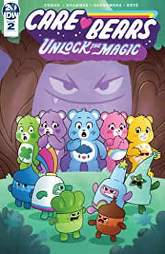 Care Bears: Unlock the Magic #2 (of 3)