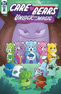 Care Bears: Unlock the Magic No.2 (sur 3)
