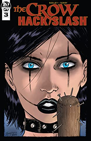 Crow: Hack/Slash #3