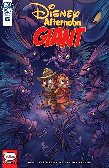 Disney Afternoon Giant #6