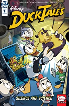 DuckTales: Silence & Science #1