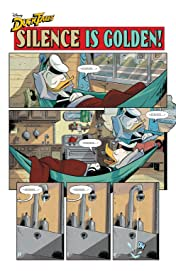 DuckTales: Silence & Science No.1