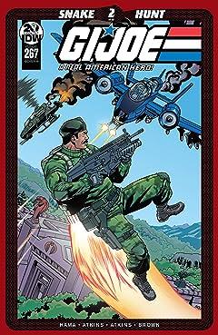 G.I. Joe: A Real American Hero No.267