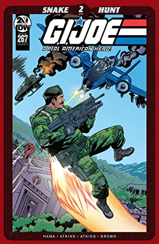 G.I. Joe: A Real American Hero No.267