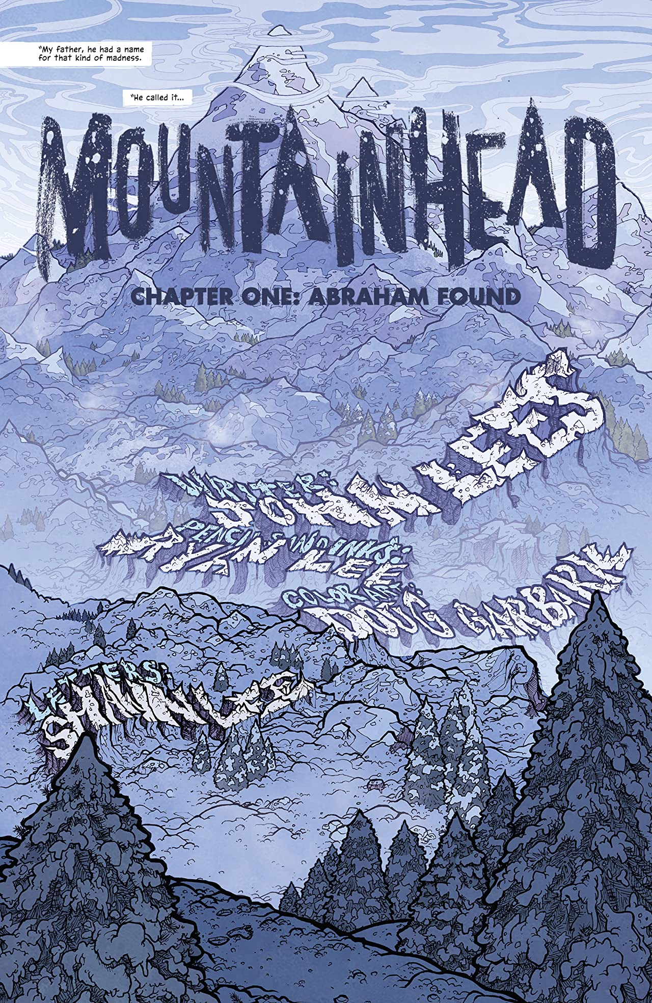 Mountainhead #1
