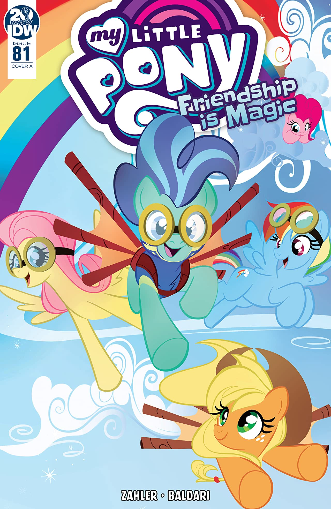 My Little Pony: Friendship is Magic No.81