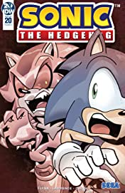 Sonic The Hedgehog (2018-) No.20