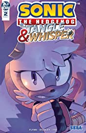 Sonic the Hedgehog: Tangle & Whisper No.2