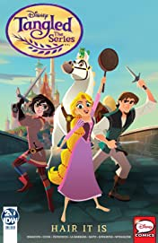 Tangled: The Series: Hair It Is